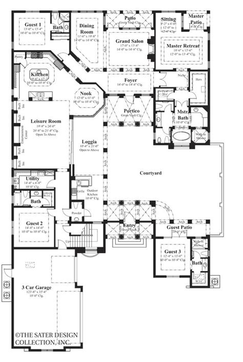 multi family house plans with courtyard multi family house plans with courtyard 28 images
