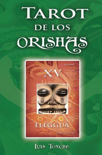 el tarot de los orishas grupo editorial tomo libros para todos busqueda de