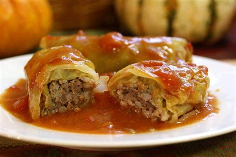 slow cooker cabbage rolls spicetwist