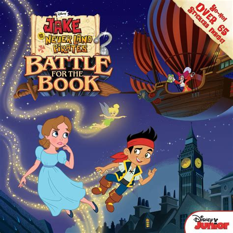 battle for books jake and the never land battle for the book jake