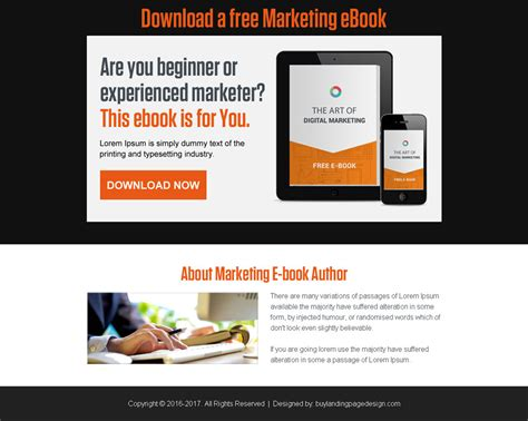 free home design ebook download 20 best pay per view and pay per click landing page design