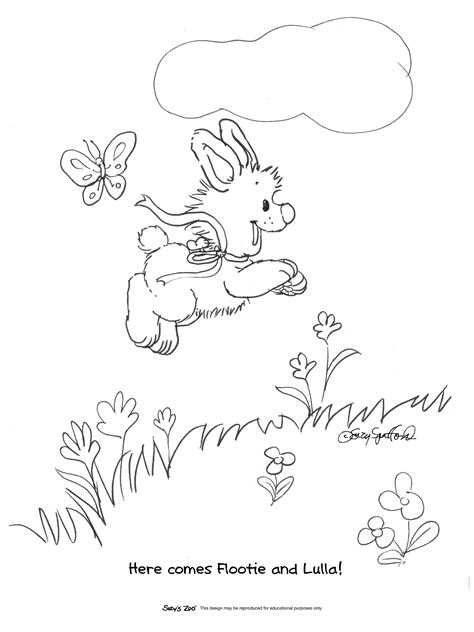 Suzy S Zoo 174 Official Site Little Suzy S Zoo Fun Stuff Suzy S Zoo Coloring Pages