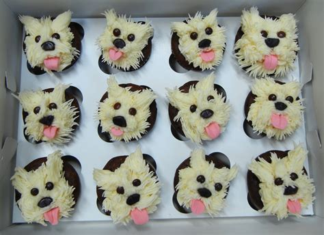 puppy cupcakes puppy dogs and roses images