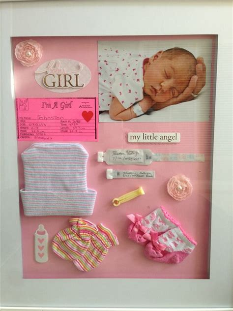 Box Baby Creative Baby 20 shadow box ideas and creative displaying meaningful memories