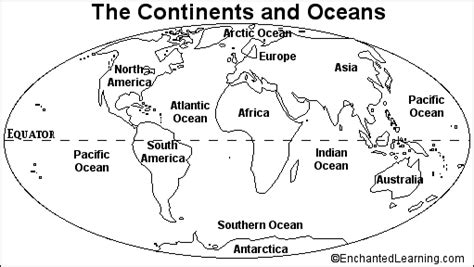 printable label the continents worksheet blank continents and oceans worksheets continents and