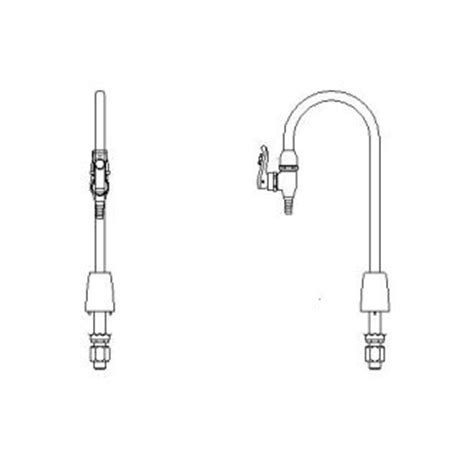 Di Faucet by Faucet W6635di In Chrome By Delta