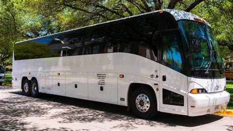 bus couch charter bus pricing and bus types