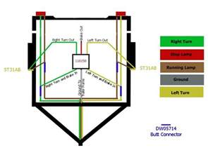 trailer lights wiring diagram submited images
