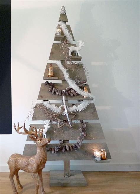 Kerstboom Hout Maken by Houten Kerstboom Hoogte 158 Cm Kerstboom Hout Strak Model