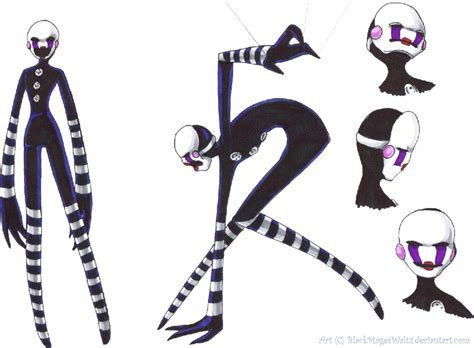How To Draw Marionette