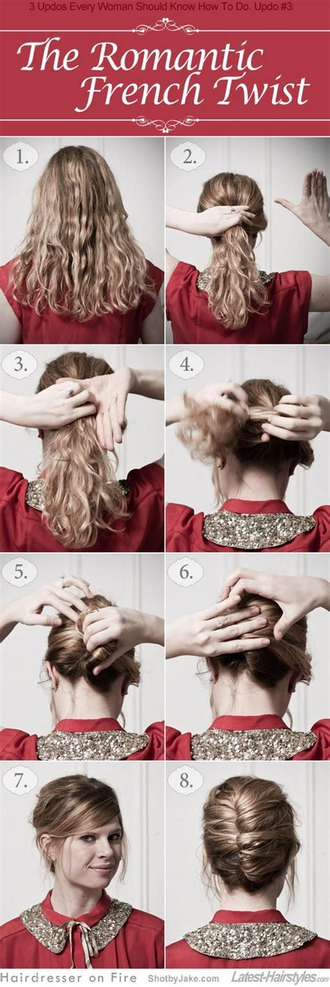 3 wedding shower hairstyles for the wedding fanatic