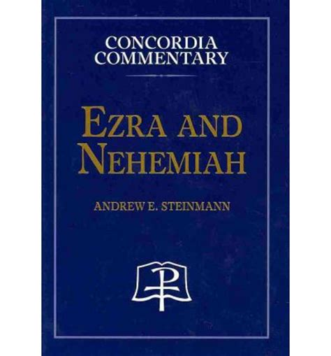 ezra and nehemiah the two horizons testament commentary thotc books ezra and nehemiah