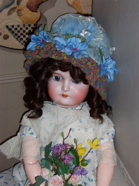 bisque doll marked special 24 quot german bisque doll marked quot aw special quot from