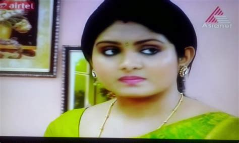 serial actress name malayalam chandanamazha serial actress name asianet tv serial