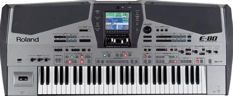 Keyboard Roland E40 roland e 80 workstation