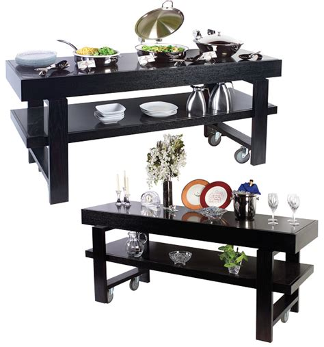 The Smartstone 174 Induction System By Spring Usa Asian Buffet Table
