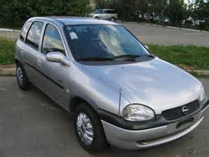 1998 Vauxhall Corsa 1998 Opel Corsa Pictures 1400cc Gasoline Ff Automatic