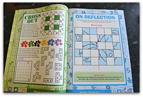 magazine layout crossword clue in july we love the back to school edition stressy mummy