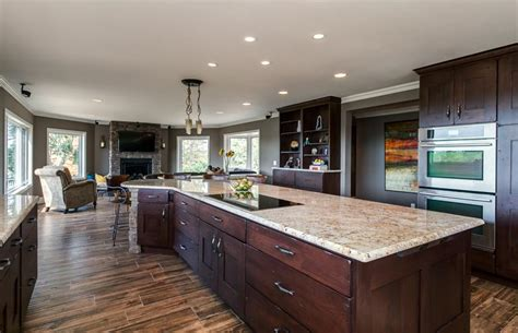 take advantage of kitchen remodeling packages under 10k kitchen remodel takes advantage of amazing mountain views