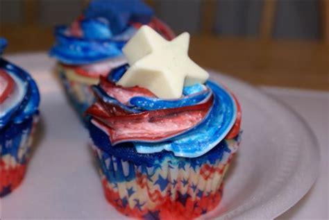 patriotic 4th of july cupcakes recipe food com