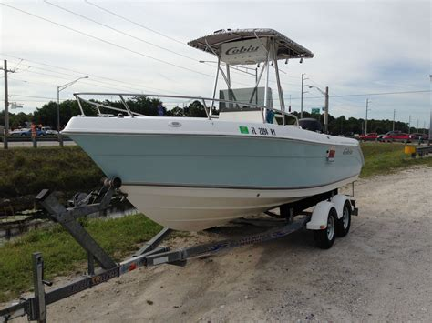 boats like cobia 21 cobia boat with trailer 2004 for sale for 23 000