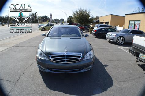 Mercedes Wheels And Tires by Mercedes S550 Wheels And Tires Ocala Customs