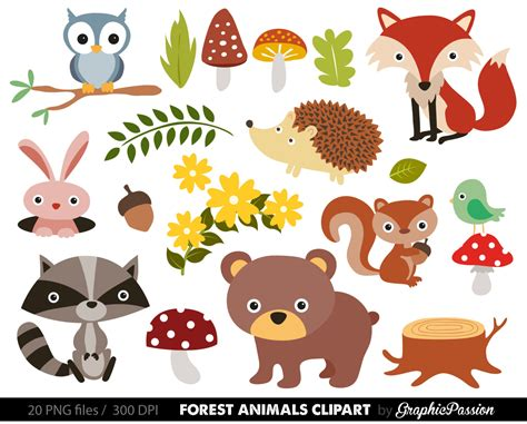 free animal clipart whimsical animal clipart free