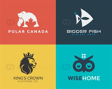 best logo design site simple and creative logo design by genesisdesign on envato