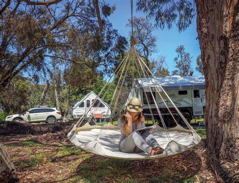 tiipii bed luxury transportable hammock 187 gadget flow