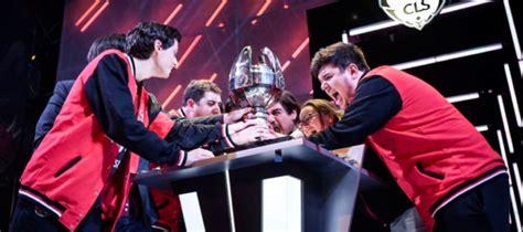 Kaos Gamers League Of Legends 19 Lol team chileno de lol derrot 243 a equipo argentino y es