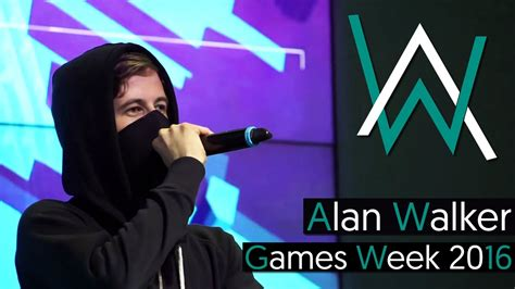 alan walker game alan walker live games week milan 2016 best quality