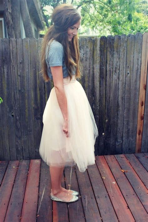 cute ballerina inspired outfit shirley keels tulle skirt