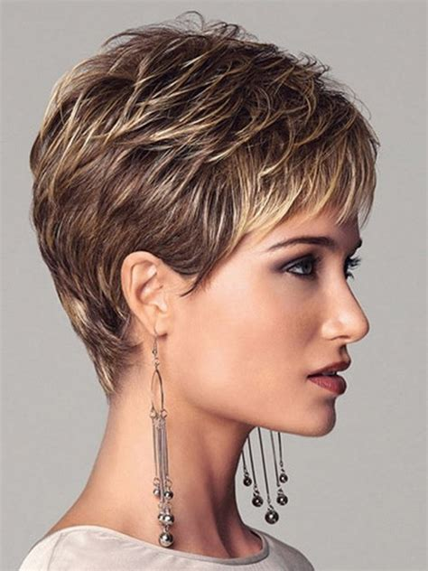 short cut all hair coming foward capelli con colpi di sole 50 migliori idee al mondo