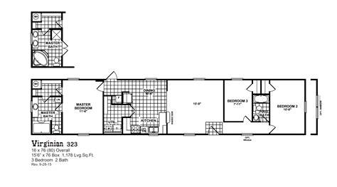 live oak manufactured homes floor plans southern oak mobile home floor plans