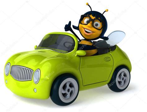car divertenti ape divertente su auto verde foto stock 169 julos 92649722