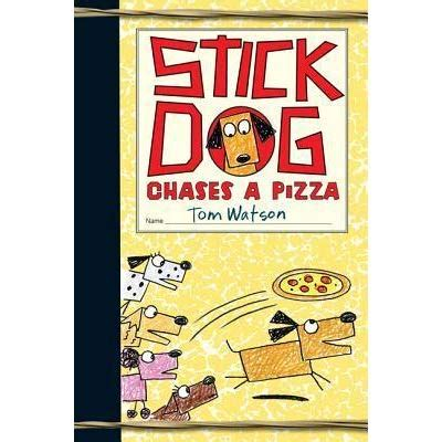 stick chases a pizza stick 3 by tom watson