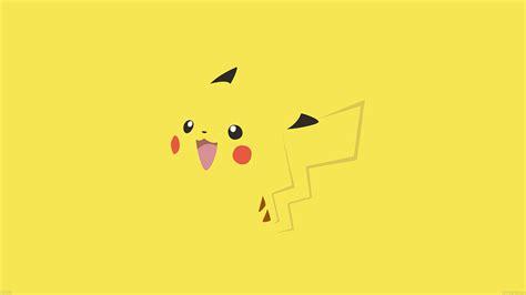anime yellow wallpaper wallpaper for desktop laptop ab71 wallpaper pikachu