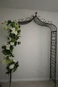 wedding arches at hobby lobby hobby lobby iron garden arch this is the one at hobby lobby i sent the text of wedding