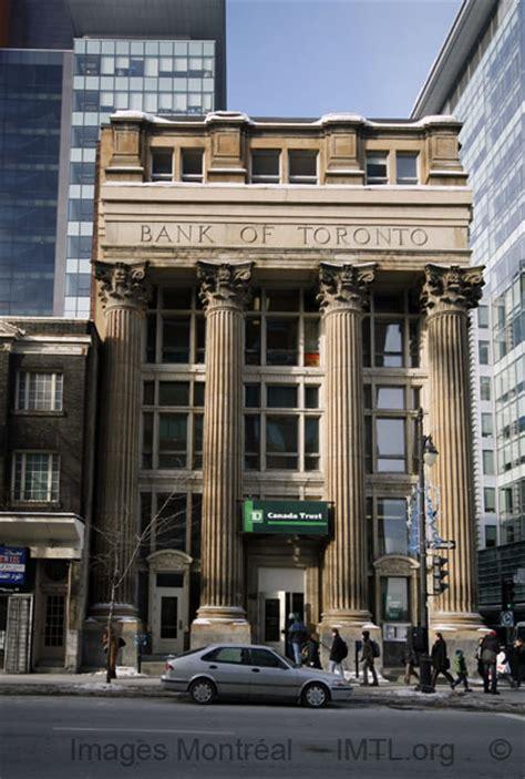 dt bank de td bank montreal