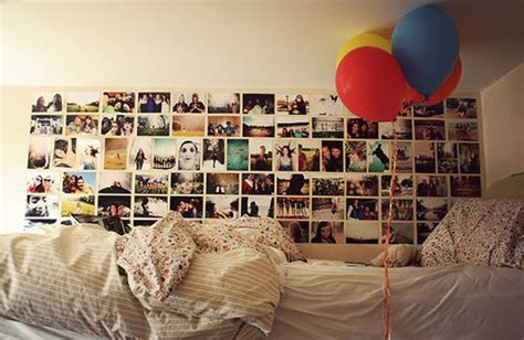photo collage for bedroom wall 15 cool college bedroom ideas home design and interior