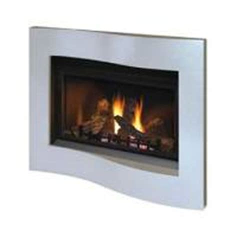Gas Fireplace Trim Kits by Napoleon Bgd36cfntr Gas Fireplace Wave Surround Kit With
