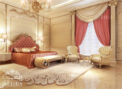 bed in living room designs