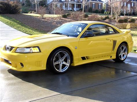 1999 ford mustang gt horsepower