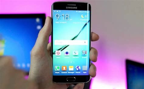 Samsung S6 Lollipop samsung galaxy s6 and galaxy s6 edge got android 5 1 1 lollipop android 6 0 marshmallow comes