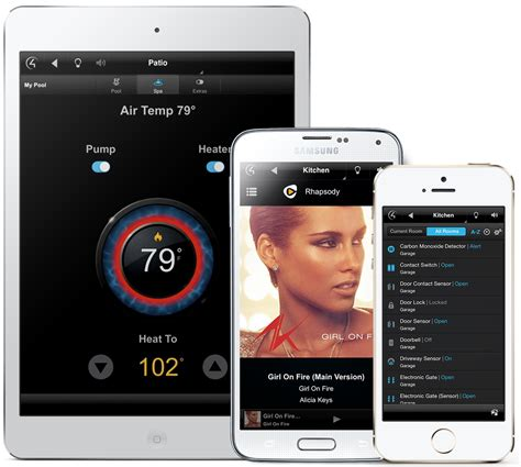 home automation and security for mobile devices home automation mcginn wilkins smart home automation