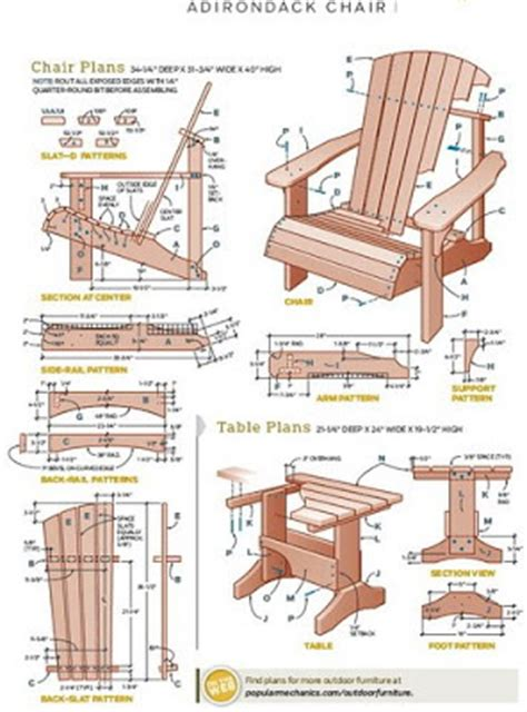 free woodworking plans adirondack chair woodworking books magazines 4 woodworking plans
