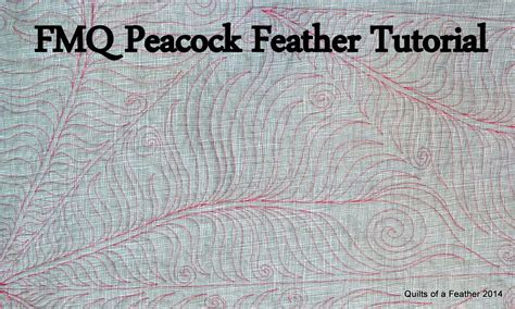 tutorial quilting feathers quilts of a feather quilting tutorial how to make