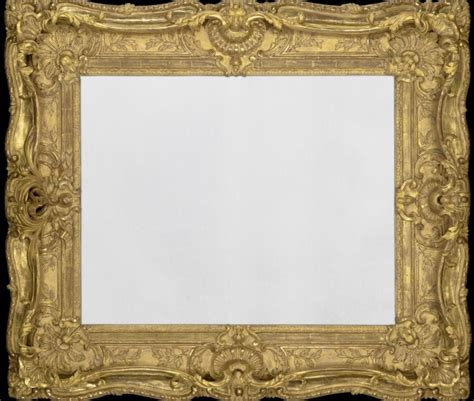 museum framing french frames are art works at getty exhibit 183 guardian