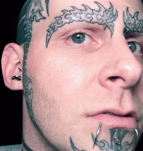 forehead tattoos 30 unique forehead tattoos