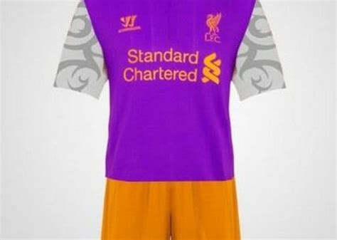 Jersey Liverpool Third 2012 2013 leaked liverpool third kit 12 13 purple new liverpool 3rd